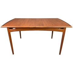Vintage Mid-Century Modern Teak Dining Table by G Plan