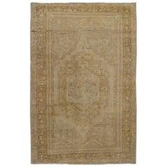 Vintage Midcentury Anatolian Rug