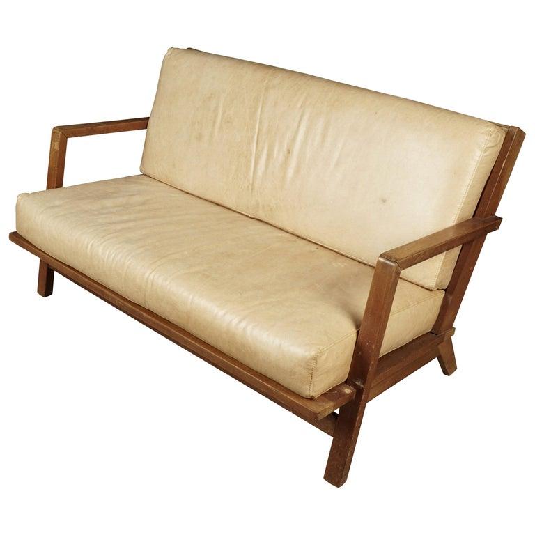 Vintage Midcentury Bas Van Pelt Sofa from Holland, circa 1960 For Sale