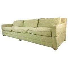 Vintage Midcentury Low Profile Baker Sofa