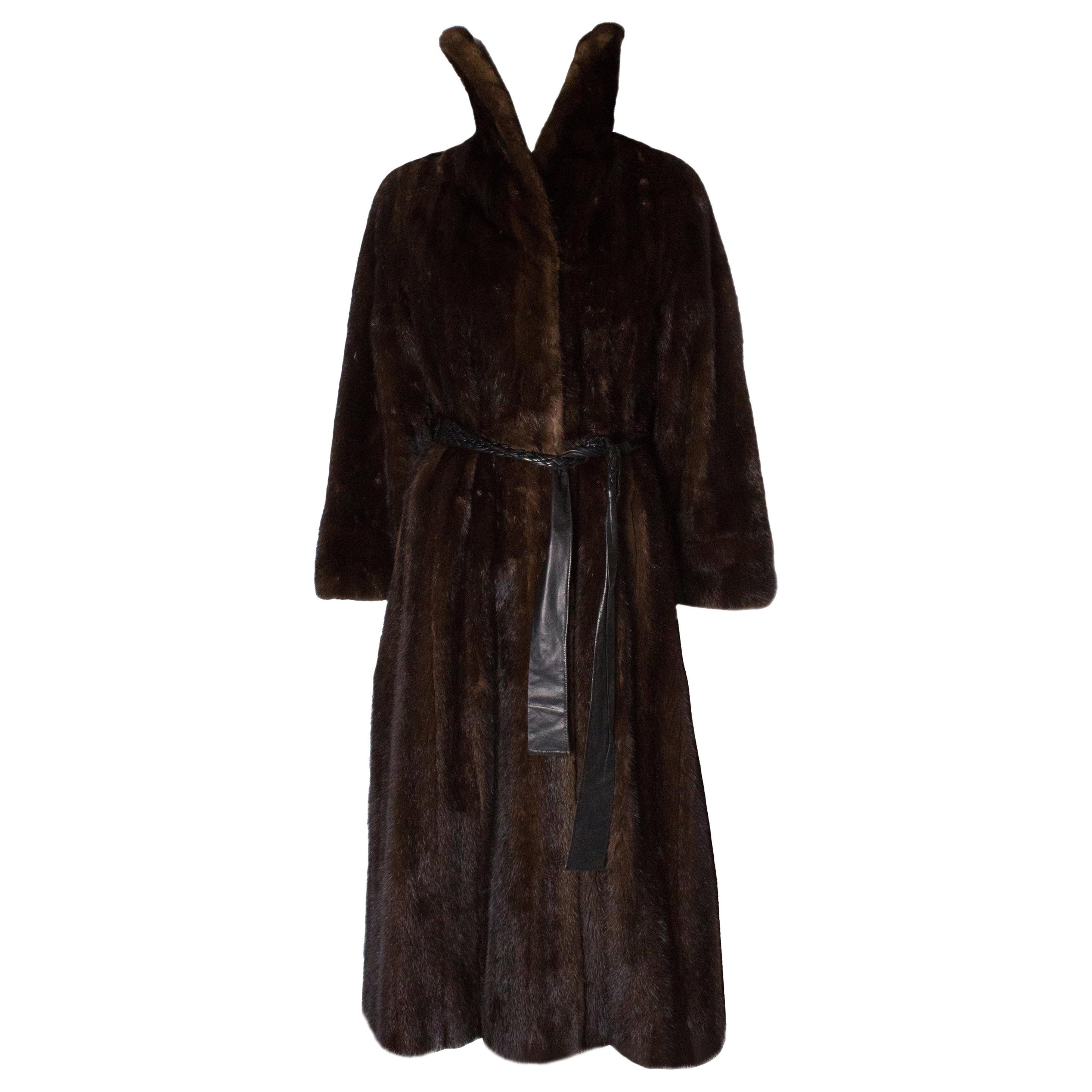 How Much Is A Vintage Mink Coat Worth, How Much Did A Mink Coat Cost In 1980