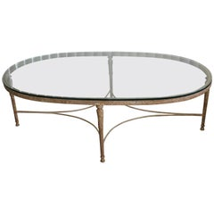 Vintage Minton-Spidell Oval Table