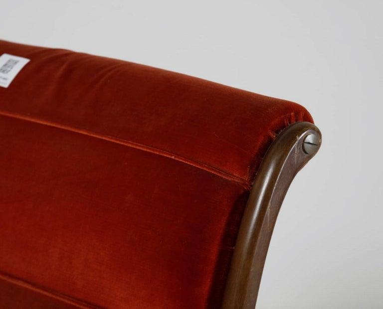 Italian Vintage Mitzi Armchair by Ezio Longhi for Elam, 1960s For Sale