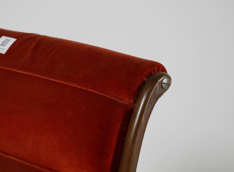 Mid-20th Century Vintage Mitzi Armchair by Ezio Longhi for Elam, 1960s For Sale