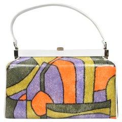 Vintage Mod 1960s Hand Bag New, Never Used