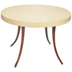 Vintage Modern Round Table