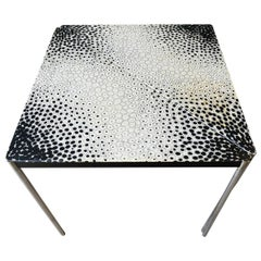 Vintage Modular Console or Square Table
