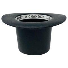 Vintage Moet & Chandon Top Hat Ice Bucket