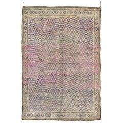 Vintage Moroccan Beni M'Guild