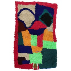 Moroccan Berber Miniature Prayer Rug