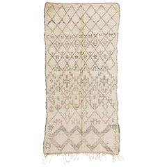 Vintage Moroccan Marmoucha Berber Rug