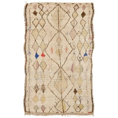 Vintage Moroccan Rug Azilal Tribe Atlas Collection