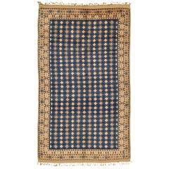 Vintage Moroccan Rug High Atlas Tribe Atlas Collection