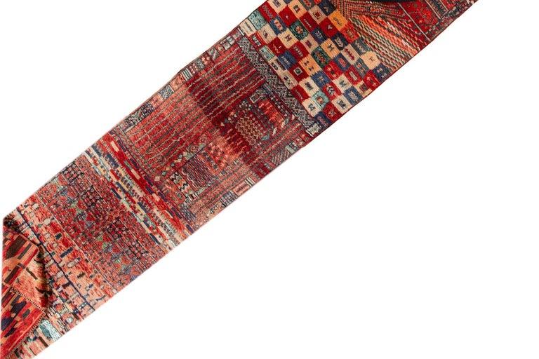 Vintage Marokkanischer Laufer Teppich Im Angebot Bei 1stdibs