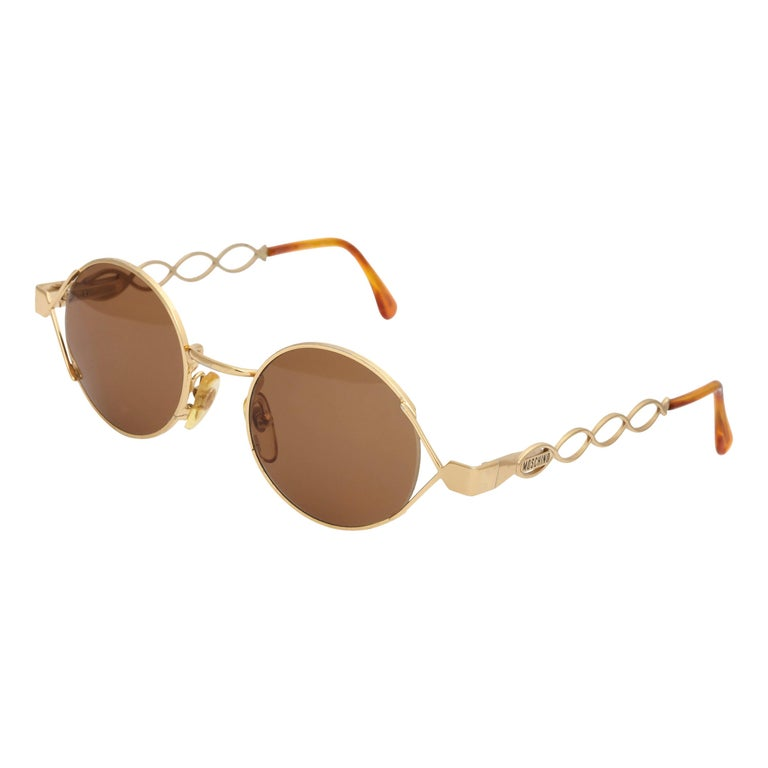 Vintage Moschino By Persol MM264 Sunglasses
