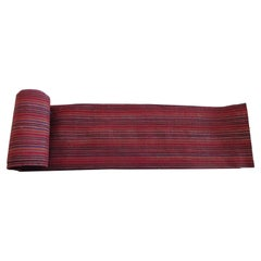 Vintage Multi-Color Stripe Woven Turkish Trim