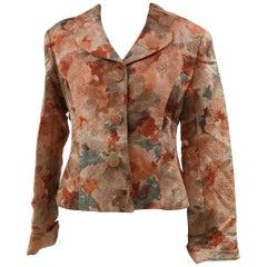 Vintage multicoloured jacket