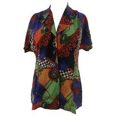 Vintage multicoloured shirt