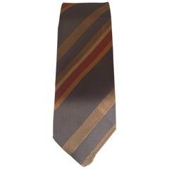 Vintage multicoloured tie