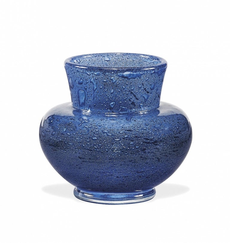 Vintage Murano Efeso Vase by Barovier & Toso, circa 1980 In Excellent Condition For Sale In Roma, IT