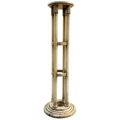 Vintage Neoclassical Plant Stand