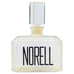 Vintage Norell Perfume Vanity Bottle