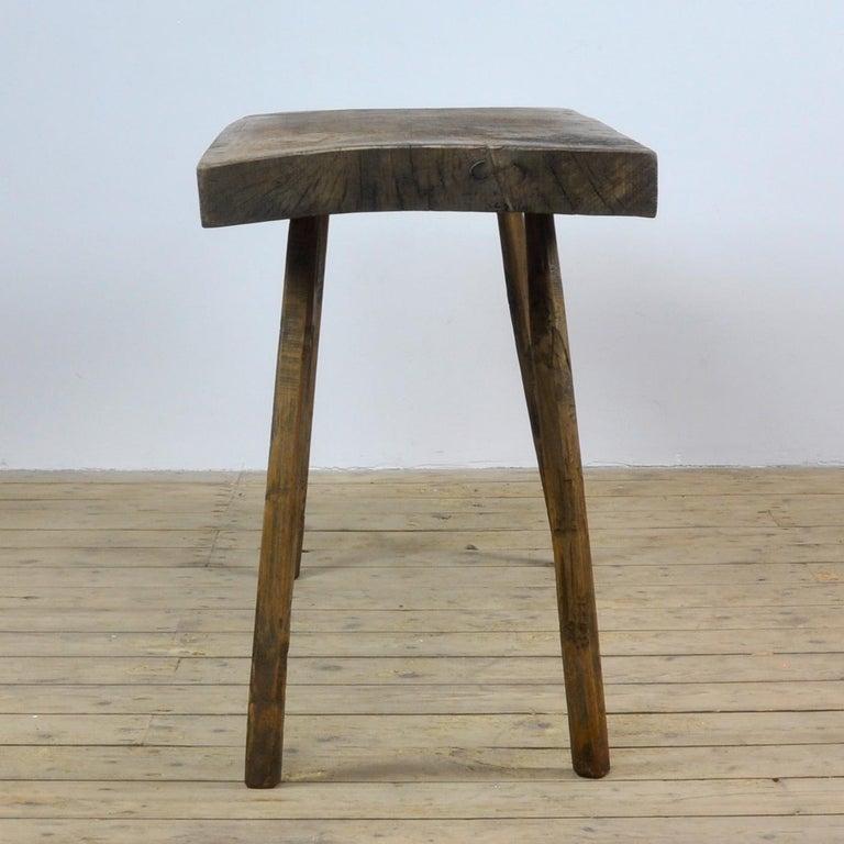 Vintage Oak Butcher's Table/Farmtable, 1920s For Sale 1