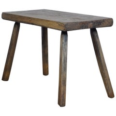 Vintage Oak Butcher's Table/Farmtable, 1930s