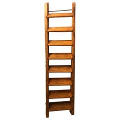 Oakwood Ladder Library Steps Prov. Parc Monceau
