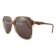 "Vintage Oliver Goldsmith "" KIM ""  Oversized  Made in England Sunglasses"