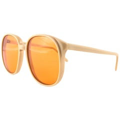 """Vintage Oliver Goldsmith """" MURPHY """"  Oversized  Made in England Sunglasses"""