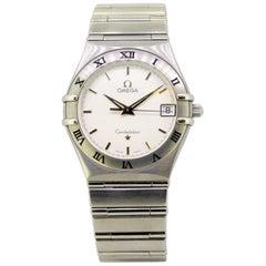 Vintage Omega Constellation Quartz Wristwatch, circa 1980s