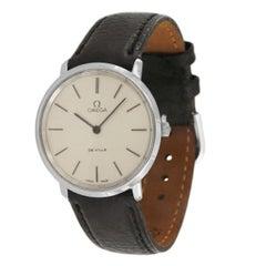 Vintage Omega De Ville Hand-Wind Watch