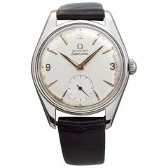 Vintage Omega Ranchero Seamaster Stainless Steel Watch, 1959