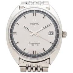 Vintage Omega Seamaster Cosmic Stainless Steel Watch, 1968