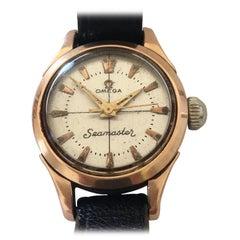 Vintage Omega Seamaster Ladies Wristwatch