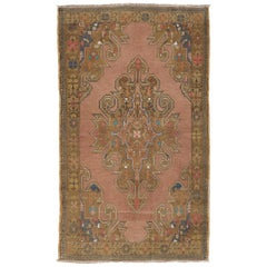 Vintage Oriental Rug, All Wool, ca 1920
