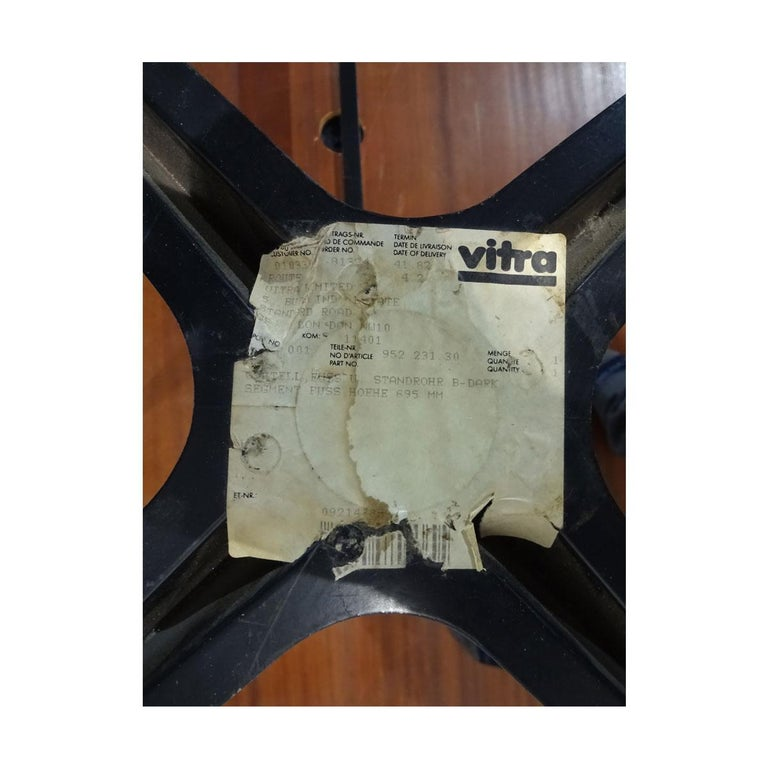 Vintage Original Eames Boardroom Table and Chair Set by Vitra and Herman Miller For Sale 1