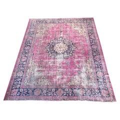 Vintage Oversized Persian Rug