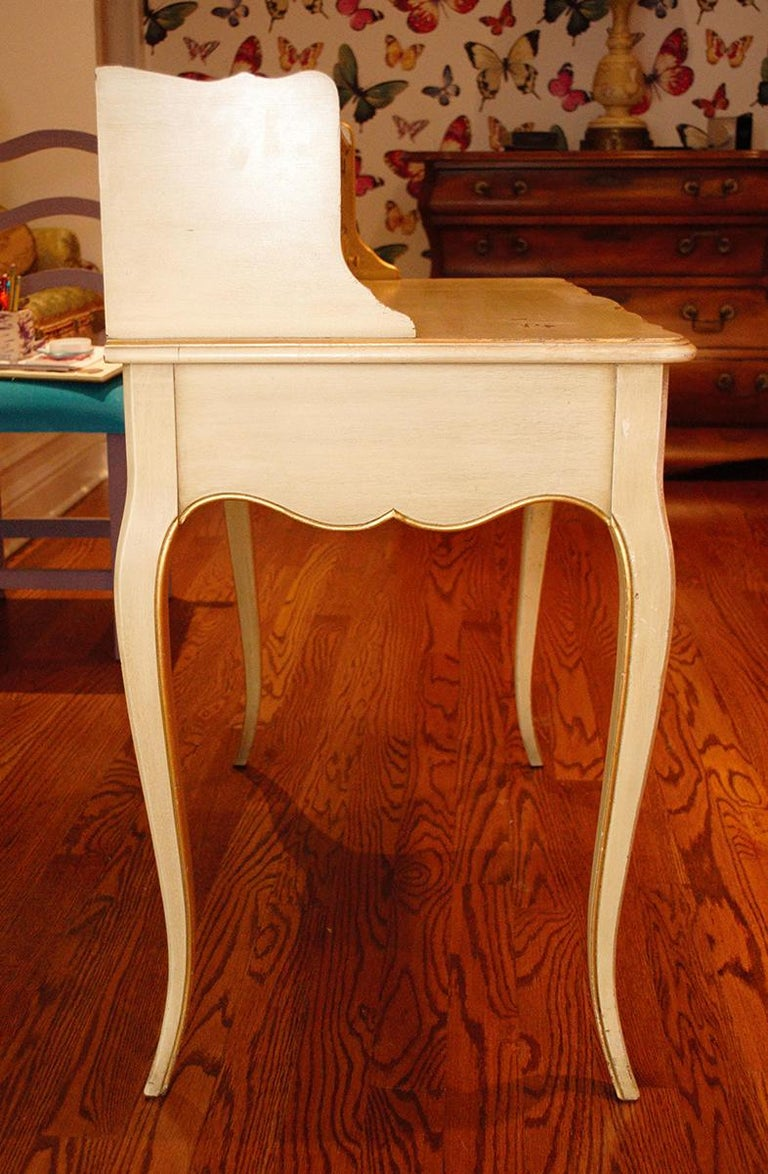 Vintage Painted Writing Desk 2