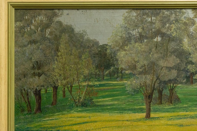 Austrian Vintage Painting