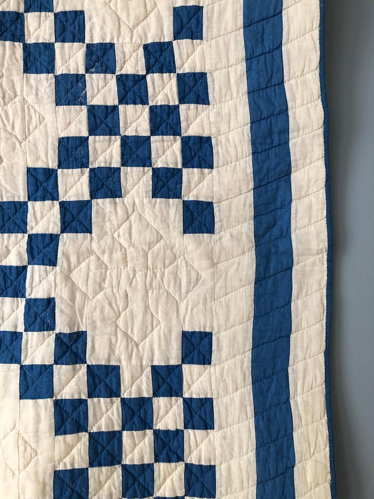 Early 20th Century Vintage Patchwork