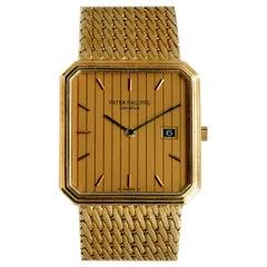 Vintage Patek Philippe Classique 3773 18 Karat Yellow Gold Watch