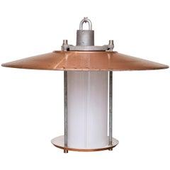 Vintage Paulsen Hanging Light Fixture