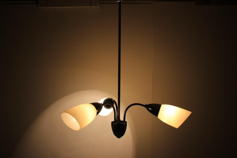 - Made of metal, glass