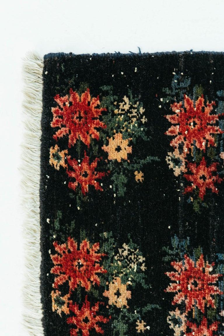 Vintage Persian Bakhtiari Rug For Sale 10