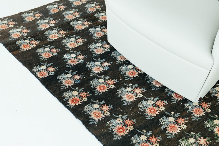 Vintage Persian Bakhtiari Rug For Sale 1