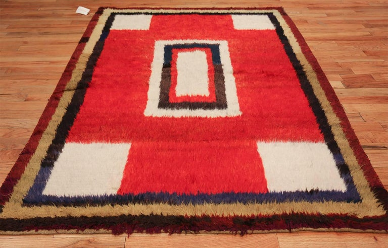 Other Vintage Persian Gabbeh Rug For Sale