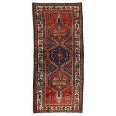 Vintage Northwest Persian Runner Rug