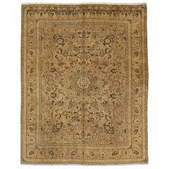 Vintage Persian Khorassan Rug